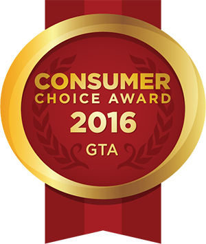 ExpoSystems Consumer Choice Winner 2016