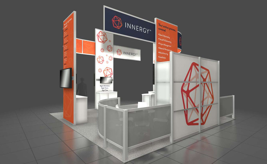Exhibit and Trade Show Booth Design