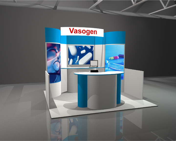 Exhibition Booth Design Japan : Edge custom displays exposystems canada exhibits and